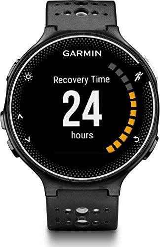 garmin forerunner 230 gps laufuhr bis zu 16 stunden akkulaufzeit smart notifications. Black Bedroom Furniture Sets. Home Design Ideas