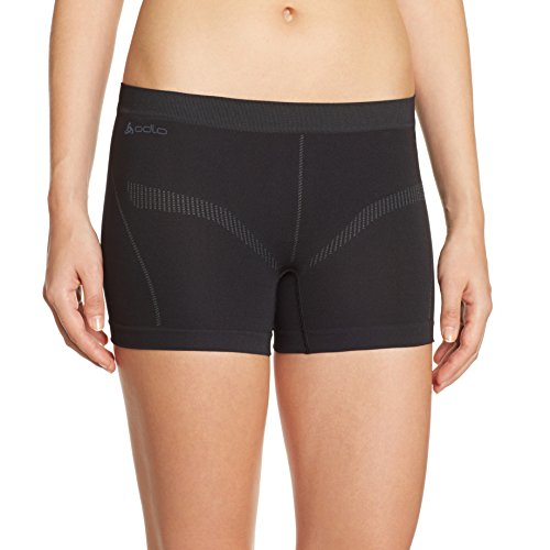 Odlo Damen Sportunterw 228 Sche Evolution Light Schwarz S