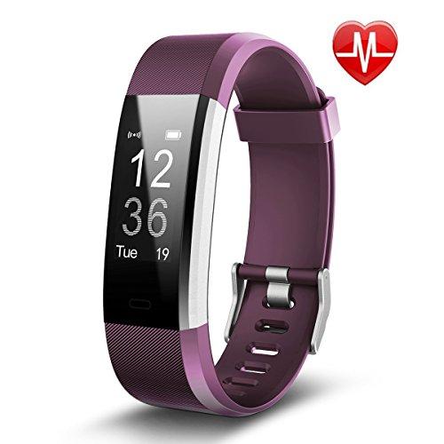 fitness tracker tigerhu 115 plus hr smart armband smart. Black Bedroom Furniture Sets. Home Design Ideas
