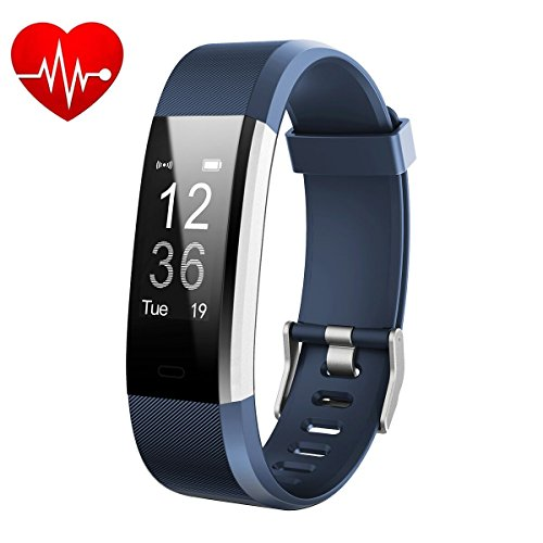 fitness armband fitness tracker mit pulsuhr ip67. Black Bedroom Furniture Sets. Home Design Ideas